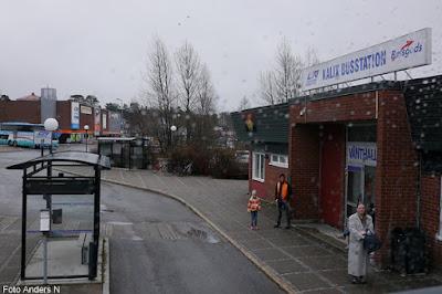 Kalix busstation