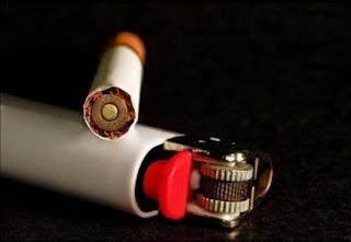 Коли цигарка стане фатальною - це лише питання часу...