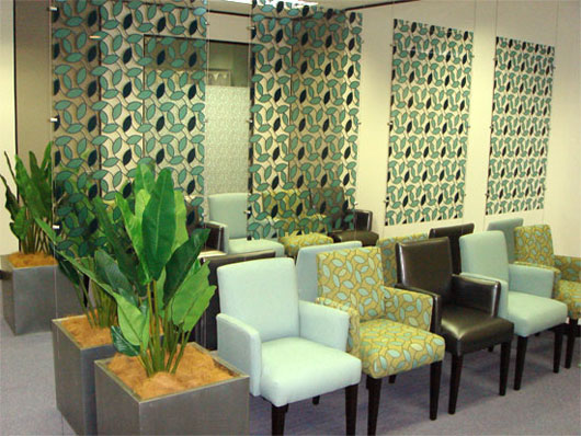 Office Waiting Room Furniture Leather (5 Image)