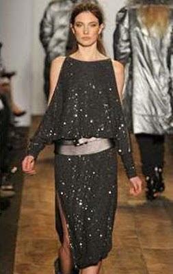 Michael Kors Swarovski crystal-embellished jersey top