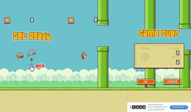 Flappy Bird Hilesi Nasıl Yapılır