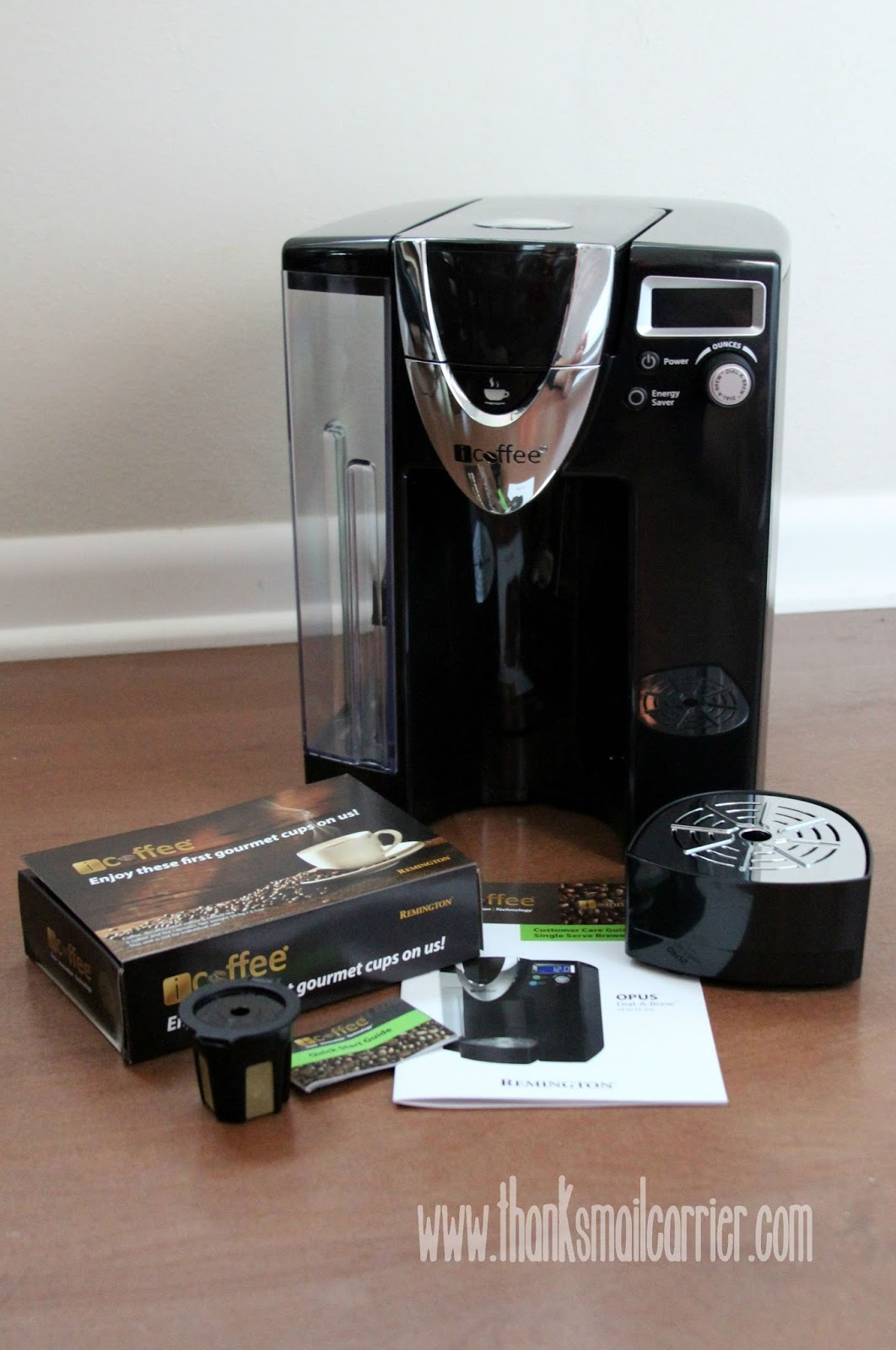 iCoffee Opus brewer