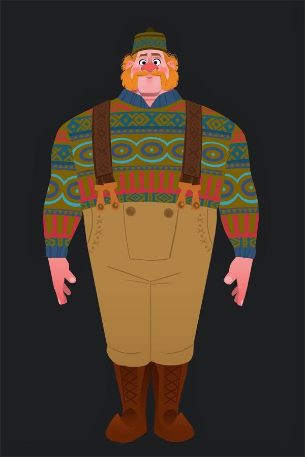 Costume Design Character Analysis : Brittney lee frozen costume design