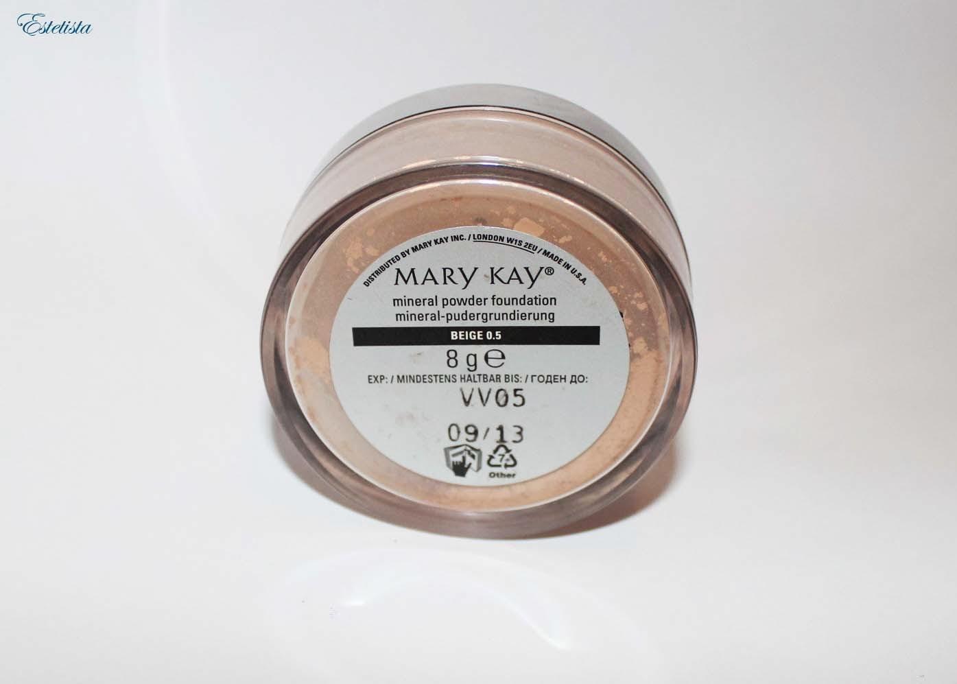 Тональный крем mary kay состав 18 фотография