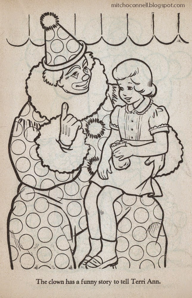 Grandparents Might Be Fooled By The Happy Bright Covers When Purchasing A Coloring Book For Little Sally And Tommy Do They Know That There Are Some