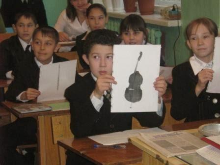 уроки музыки фото