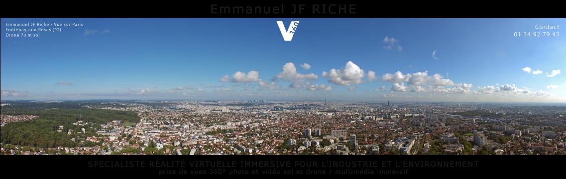 visite virtuelle - réalité virtuelle - photographie - vidéo - 360° - prise de vue drone