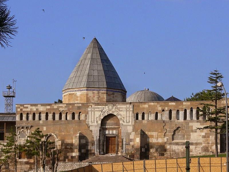 مسجد علاء الدين في قونيا