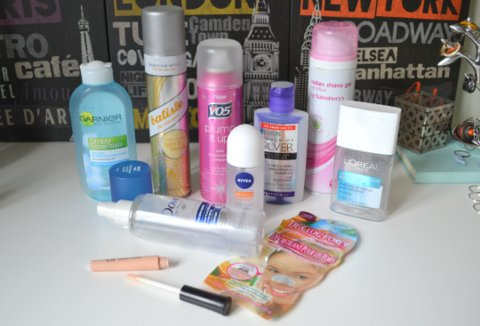 September Empties!