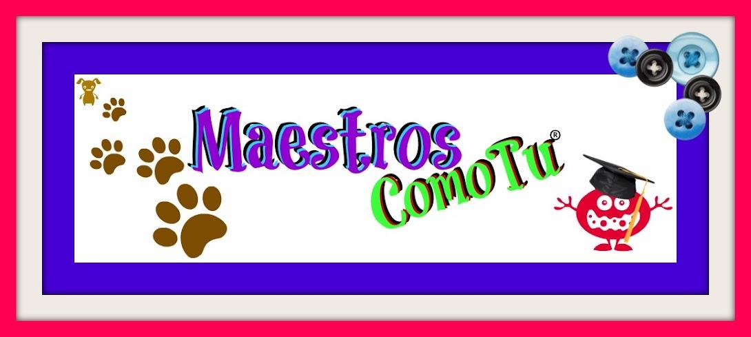 MaestrosComoTú