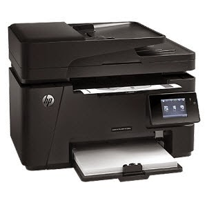 Snapdeal: Buy HP LaserJet Pro MFP M128fw Printer at Rs.15276