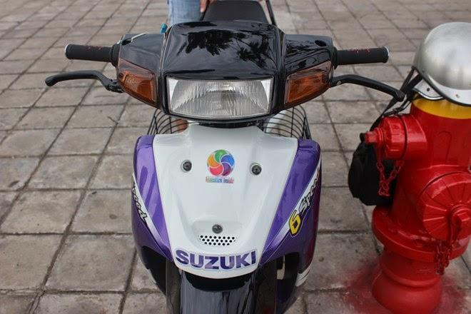 Suzuki Sport 2000 được rao bán giá 140 triệu