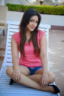 Actress Prabhjeet Kaur  Pictureshoot Gallery in Denim Shorts  8