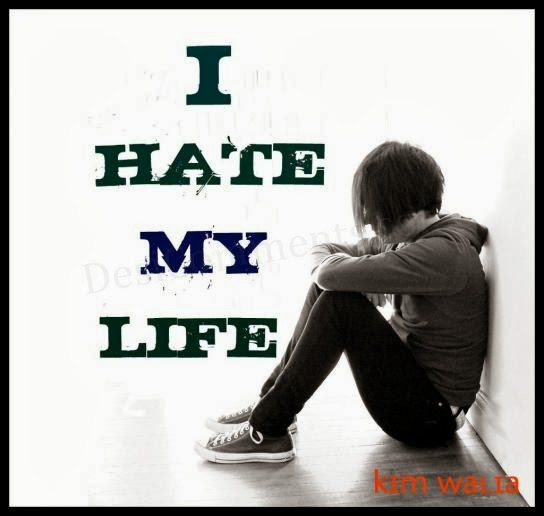 Happy New Years 2014 I Hate My Life Wallpapers