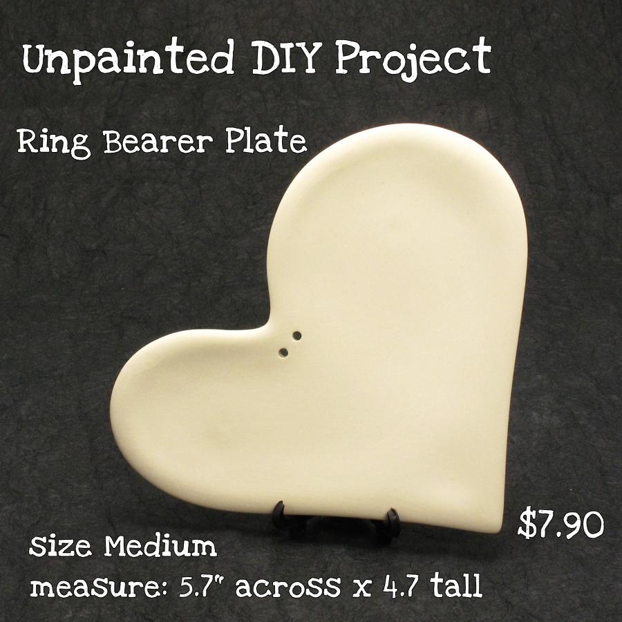 Wedding Ring Plate 89 Awesome Wedding Heart Ring Bearer