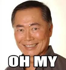 George Takei Oh My