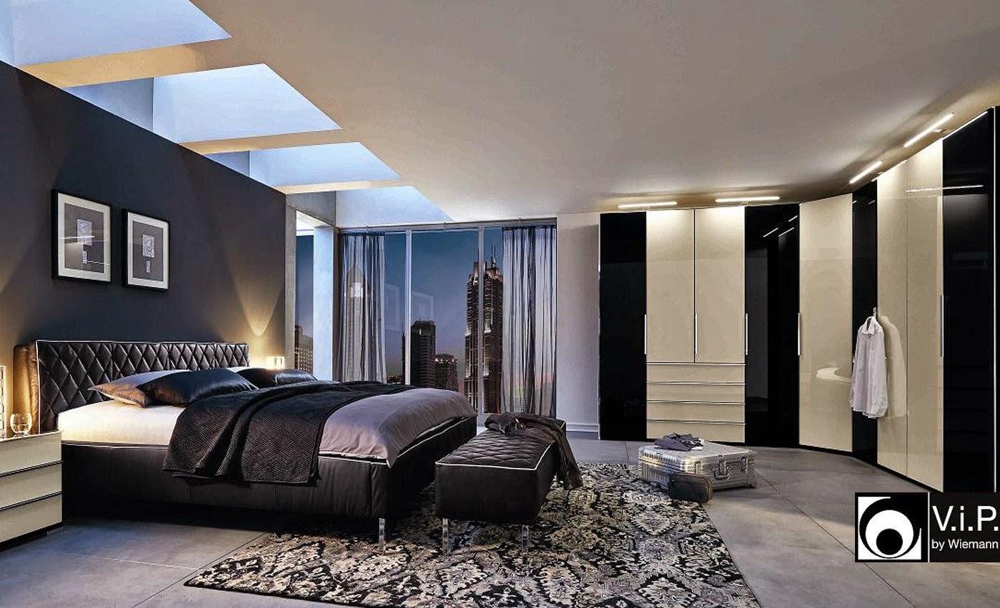 Mobiliario de dormitorio vip by wiemann cocinas ricardo for Mobiliario de dormitorio