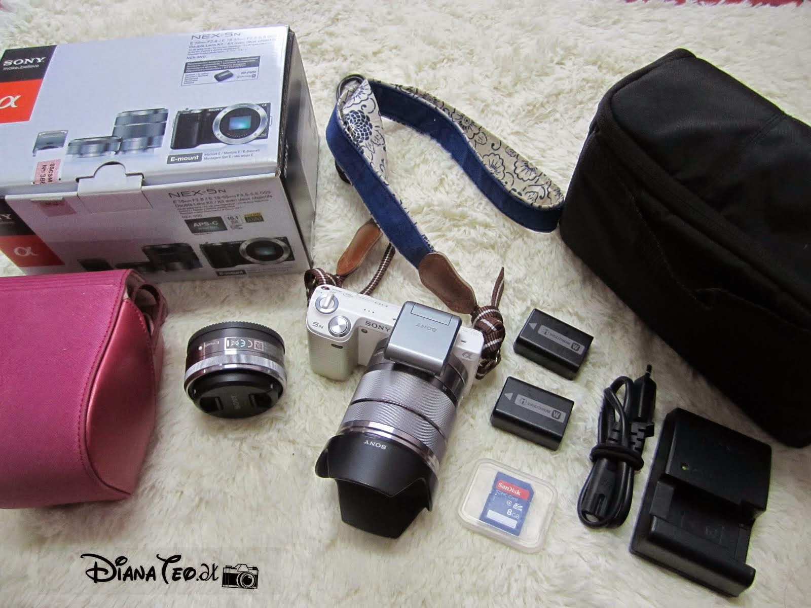 Preloved Item: My Sony NEX 5N