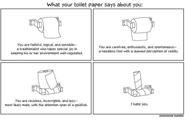 Toilet Paper Roll Holder, toilet paper humour