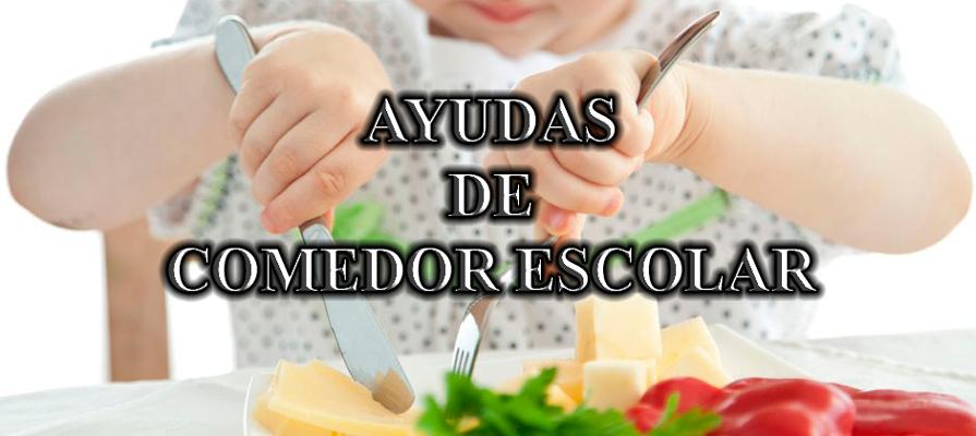 Ayudas Comedor y material escolar del Concello de Vigo - Vigopeques