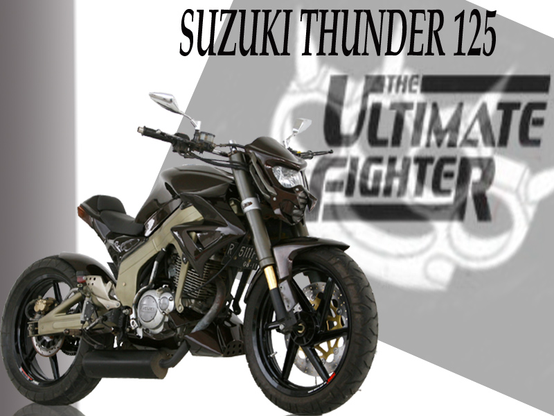 Modif Motor Yamaha Bison