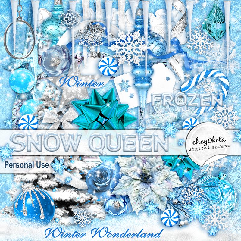 FROZEN PART 1 ~ SNOW QUEEN