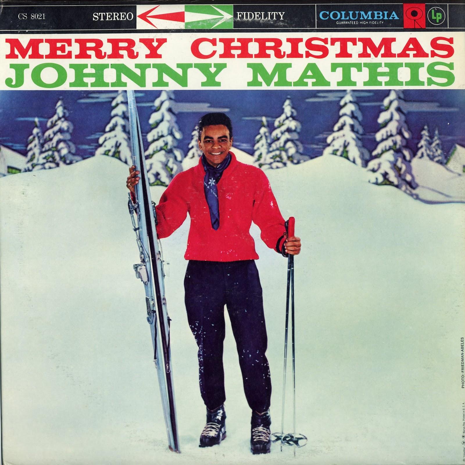Johnny Mathis Christmas Albums