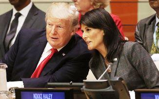 """✡ Trump dărâmă încă un """"Popic Globalist"""""""