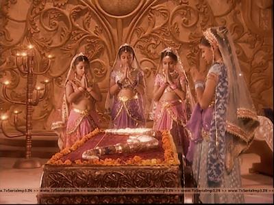 Ramayan Song 21 Mata Sita Lifts Shiv Dhanush while playing