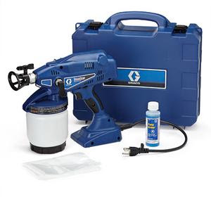 Diy paint sprayer projects graco truecoat handheld for Paint sprayers for sale