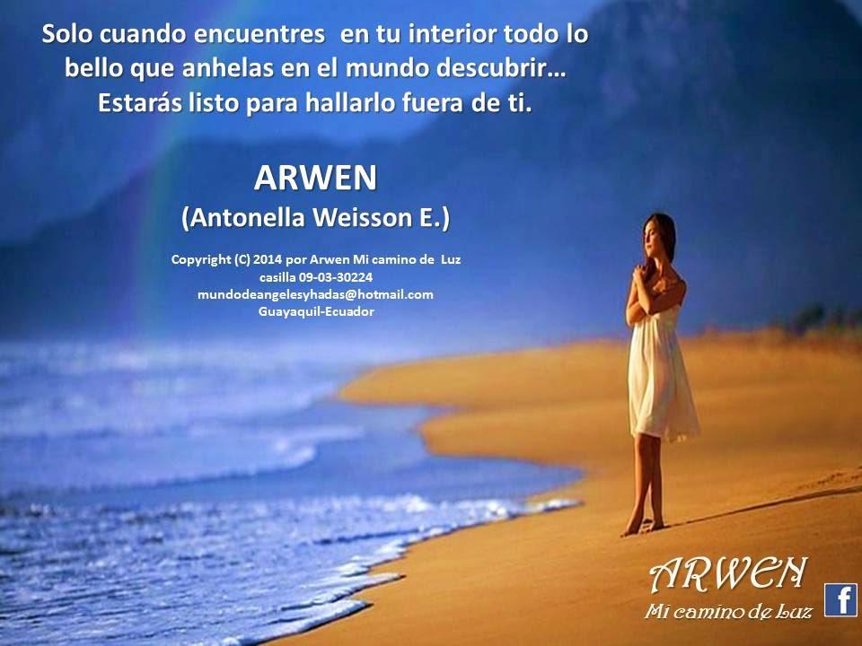Arwen Mi Camino de Luz