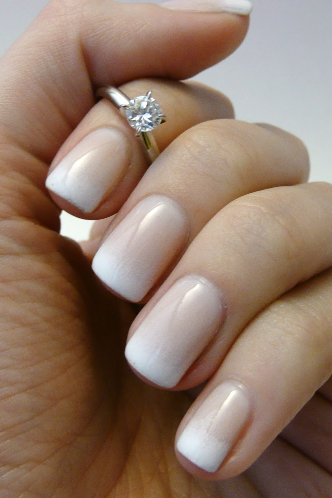 ... ? Like this better than the traditional French manicure? Let us know