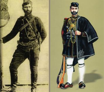 ΣΤΟΛΗ ΜΑΚΕΔΟΝΟΜΑΧΟΥ Α΄ ΤΥΠΟΣ - Β' ΤΥΠΟΣ