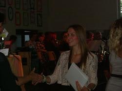 Carolien kreeg diploma