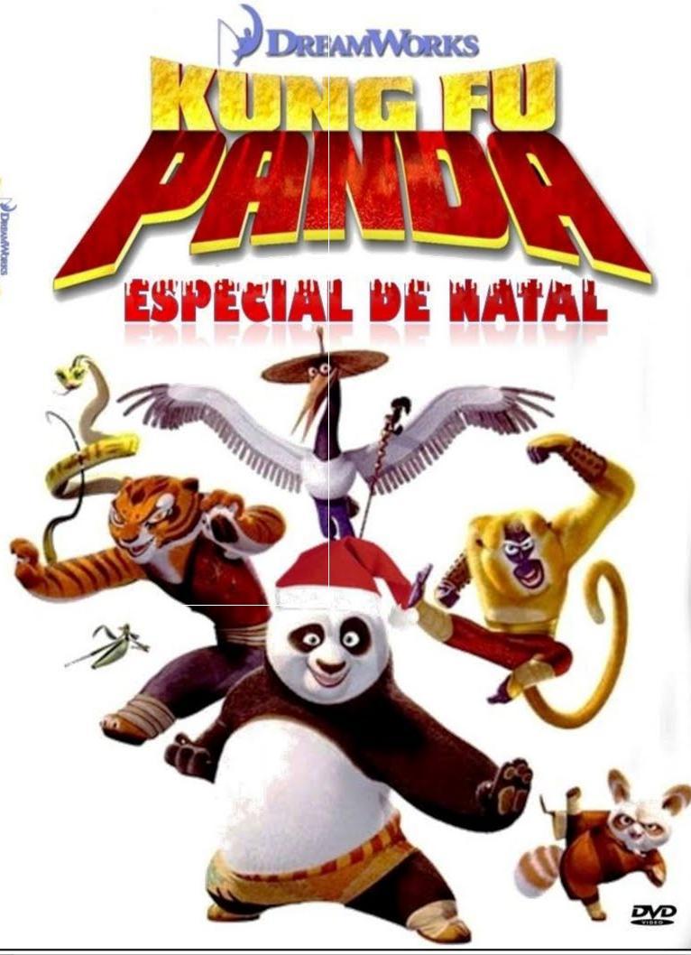 Assistir Filme Online – Kung Fu Panda Especial de Natal (2010)