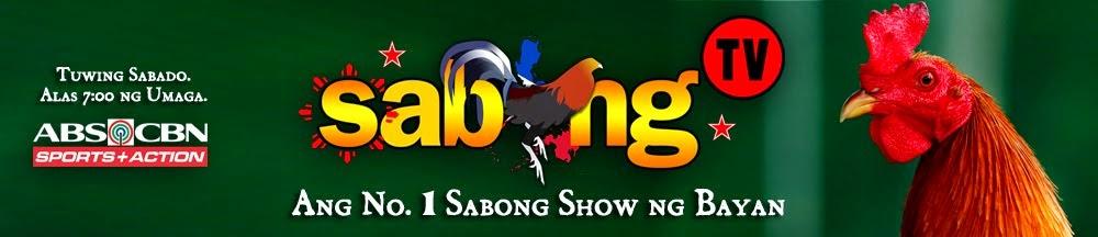 SABONGTV! Ang No.1 Sabong Show ng Bayan!