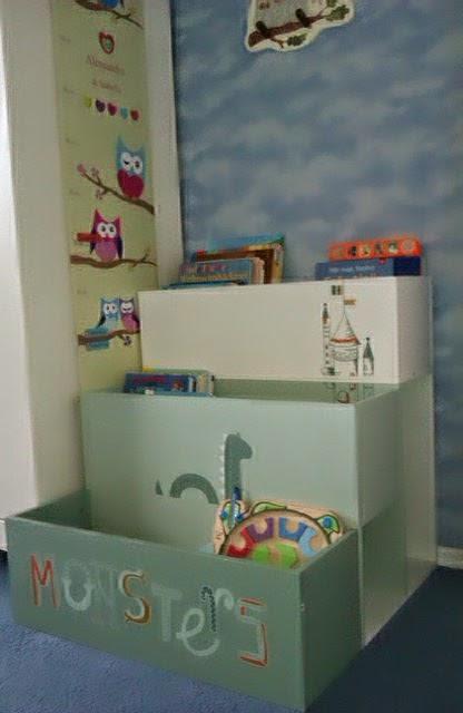 Vertbaudet aufbewahrung im kinderzimmer filine bloggt - Aufbewahrung kinderzimmer ...