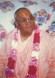 Šríla Gour Govinda Swami Maharádža
