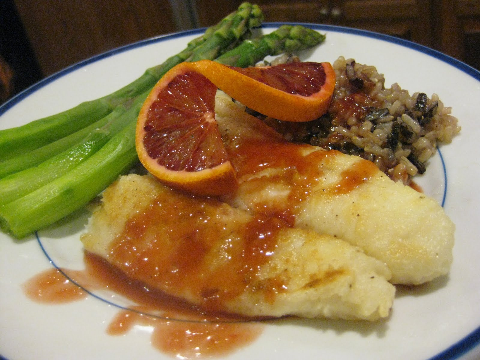 Sweet peas and pumpkins top seven super unfried seafood for Fish dinner recipes