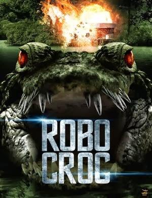 Cá Sấu Máy - Robo Croc (2013) Vietsub