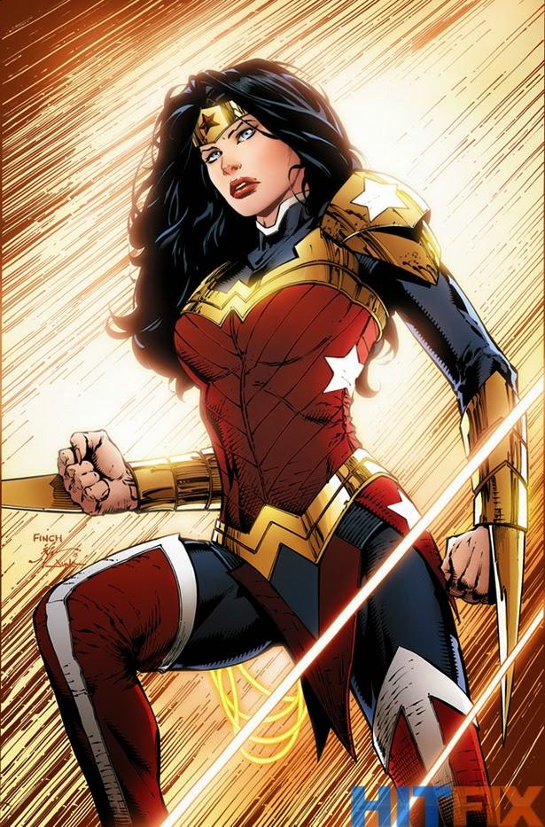 Portada Wonder Woman Nº41