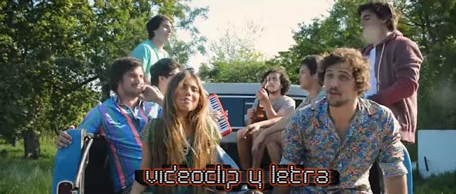 Toco Para Vos feat Los Bonnitos - De vez en cuando : Video y Letra