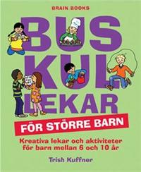 Buskul lekar för större barn