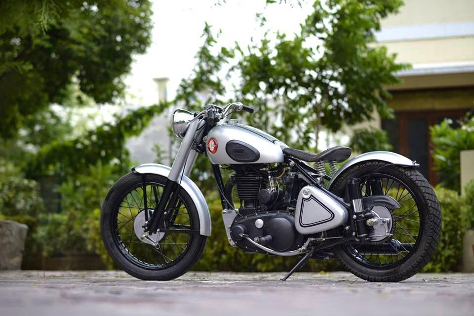 BSA 350 1947 By Rajputana Custom Motorcycles 960 x 640 · 98 kB · jpeg