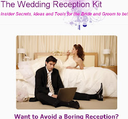 The Wedding Reception Kit   ($ 17)