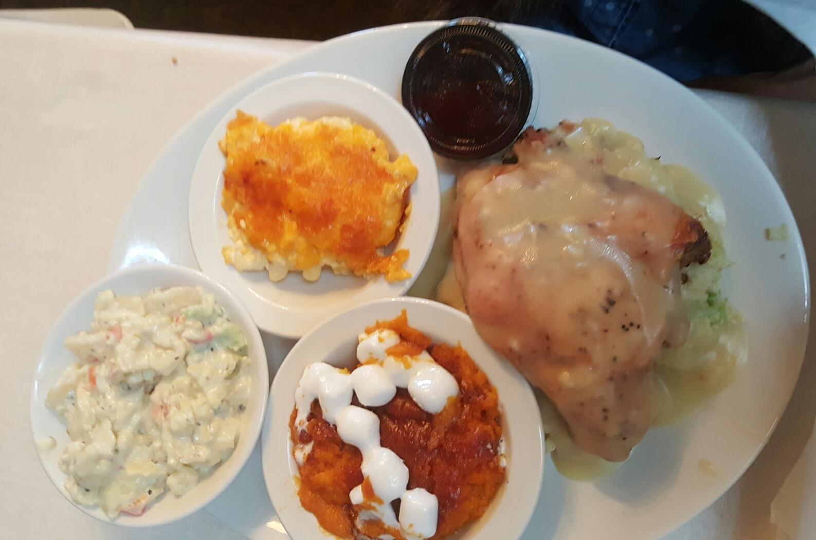 Restaurant Review: Mary Mac\'s Tea Room | Diva Chronicles