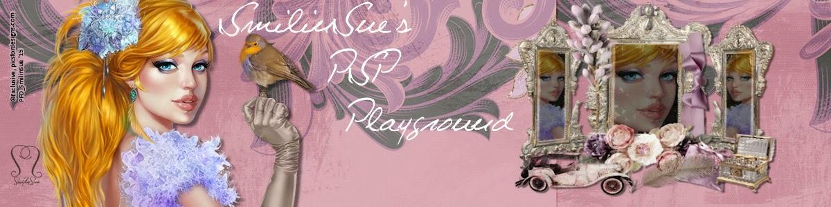 SmilinSue's PSP Playground