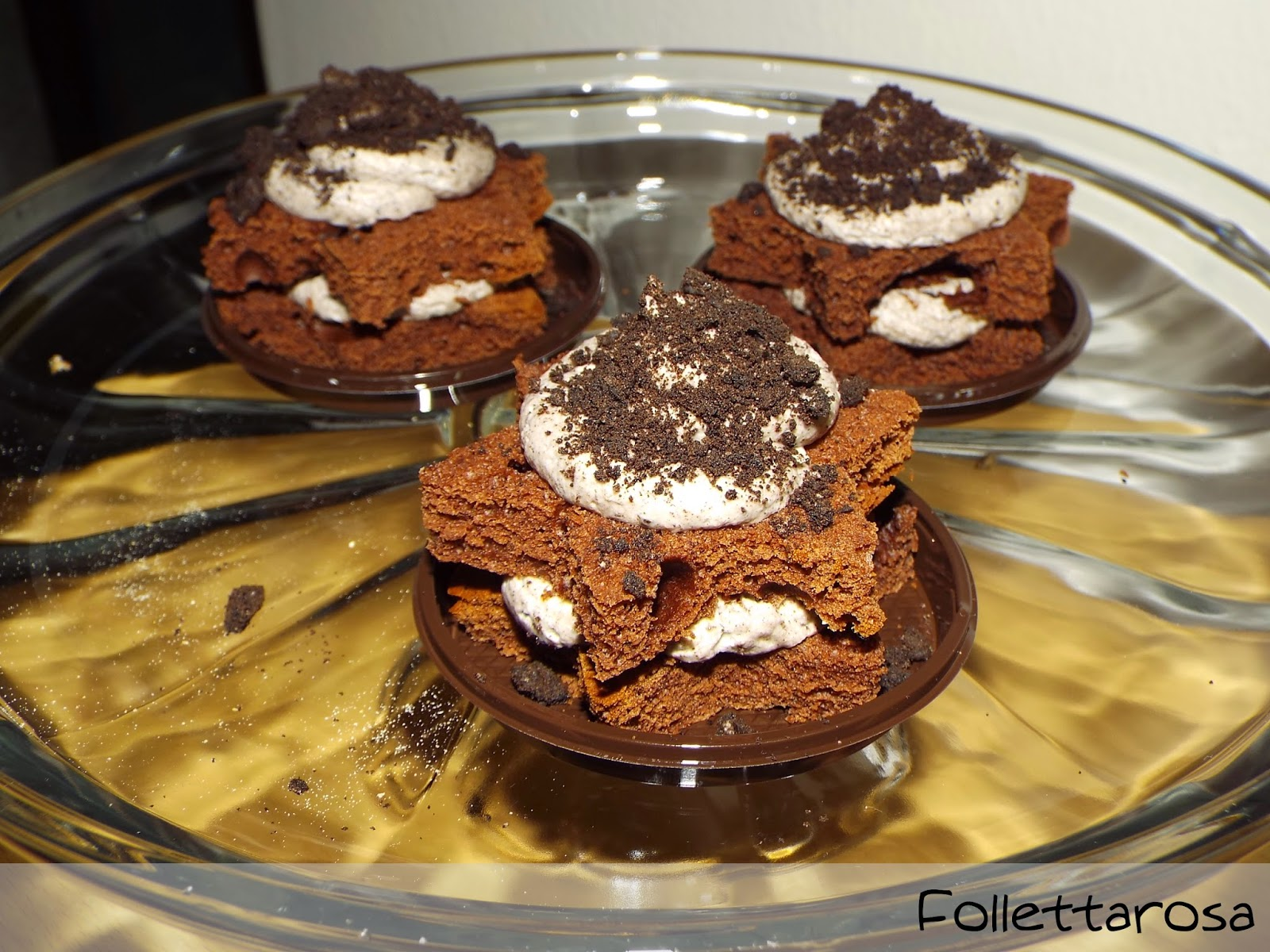 cupcake oreo ricetta