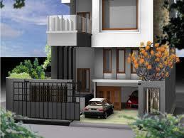 Conto Rumah Minimalis 2 lantai