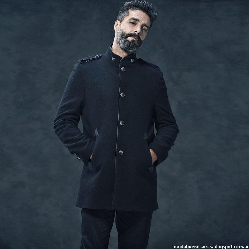 Mancini tapdos invierno 2015 ropa de hombre y mujer.